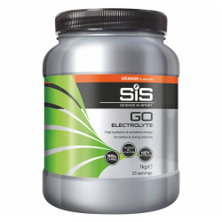 SiS GO Electrolyte - Sportdrank - 1000 gram