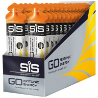 Aanbieding SiS GO Isotonic Gel - Orange - 30 x 60 ml (THT 31-10-2020)