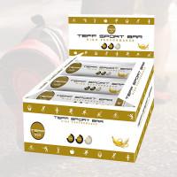 Teff Sport Bar - Banana - 12 x 50 gram