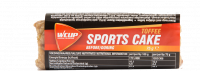 Aanbieding WCUP Sports Cake - Toffee - 75 gram (THT 28-2-2019)