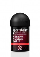 Sportsbalm Medium Muscle Balm - 150 ml