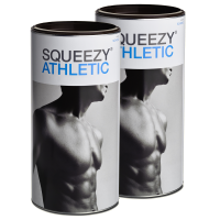 Aanbieding Squeezy Athletic Dietary Food - 675 gram (2 pack)