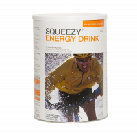Squeezy Energy Drink - 2kg