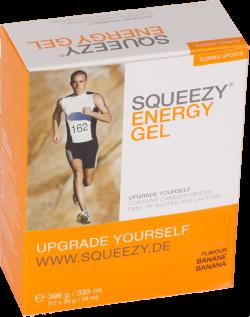 Squeezy Energy Gel - 12 x 33 gram