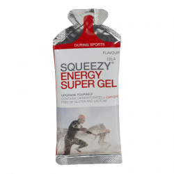 Squeezy Energy Super Gel - 1 x 33 gram