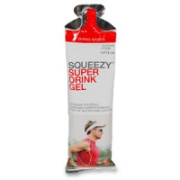 Squeezy Super Drink Gel - 3 + 1 gratis