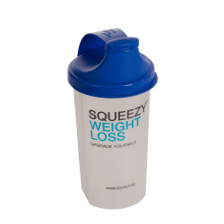 Squeezy Athletic Mix Shaker - 700 ml