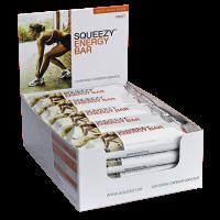 Squeezy Energy Bar - 20 x 50 gram