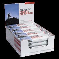Squeezy Energy Super Bar - 20 x 50 gram