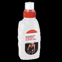 Aanbieding Squeezy Energy Super Gel Bottle - 125 ml - 3 + 1 gratis