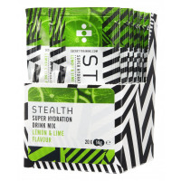 STEALTH Super Hydration Drink Mix Powder - 20 x 14 gram