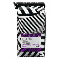 STEALTH Energy Drink Mix - Blackcurrant - 660 gram (THT 31-5-2020)