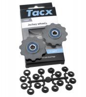 Tacx Derailleurwieltjes T4060 RVS