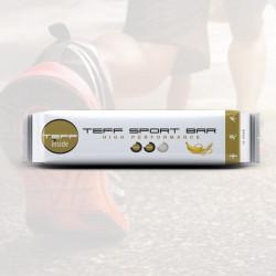 TeffInside Teff Sport Bar - Banana - 1 x 50 gram