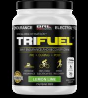 Aanbieding BRL TriFuel - Lemon/Lime - 900 gram (THT 31-8-2020)