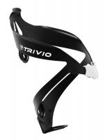 Trivio Bidonhouder Alu Light Zwart/Wit