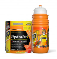 NamedSport Tour De France HydraFit Hypotonic Drink - 400 gram + Gratis Elite Bidon