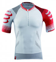 Compressport Trail Running Shirt Korte Mouwen