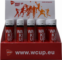 WCUP Wake Up Shot - 20 x 25 ml