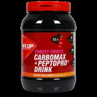Aanbieding WCUP Carbomax + Peptopro - 900 gram (THT 31-05-2019)