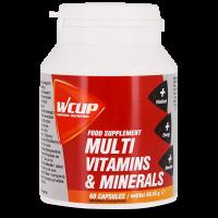 WCUP Multi Vitaminen & Mineralen - 60 tabletten