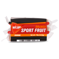 Aanbieding WCUP Sports Fruit - Orange - 3 x 25 gram (THT 31-1-2019)