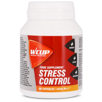 WCUP Stress Control - 60 capsules