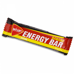 Aanbieding WCUP Energy Bar - Banana - 35 gram (THT 14-2-2019)