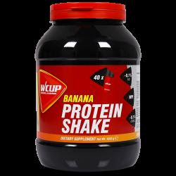 Aanbieding WCUP Protein Shake - Banana - 1 kg (THT 13-3-2021)