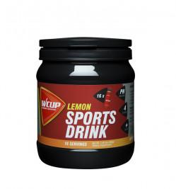 Aanbieding WCUP Sports Drink - Lemon - 480 gram (THT 30-6-2018)