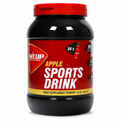 WCUP Sports Drink - 1020 gram + 300 gram gratis