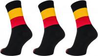 Winaar Belgium - Belgische Vlag - 3 paar