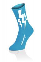 Lightning CX Run Socks - Cyaan