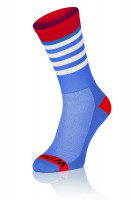 Winaar BRW stripes - Blauw-Rood Met Witte Strepen
