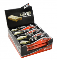 Aanbieding Born Xtra Bar Banana Boost - 12 x 55 gram